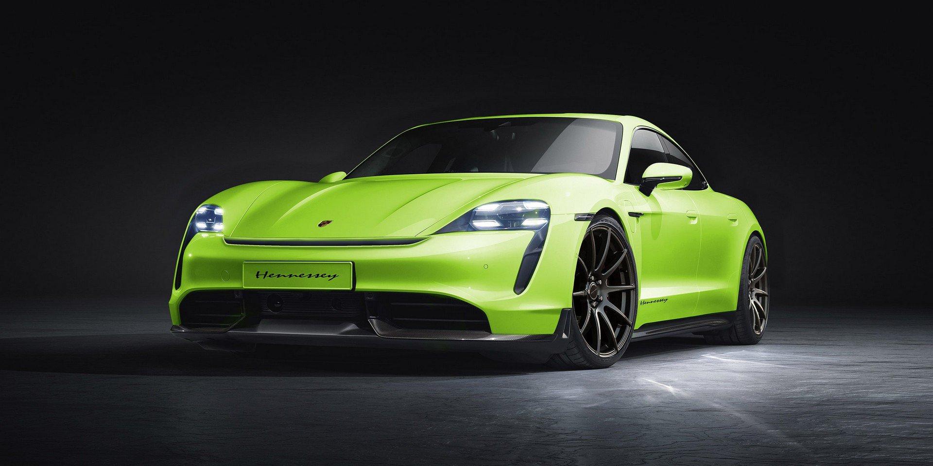 Porsche Taycan Hennessey (2)