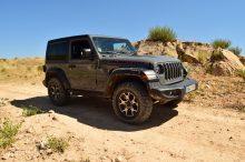 Prueba: Jeep Wrangler Rubicon, el todoterreno amo y señor del off-road