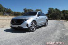 Presentación y prueba Mercedes-Benz EQC 400 4Matic: el eléctrico que quiere cambiarlo todo
