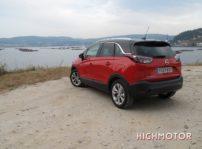 Prueba Opel Crossland X1