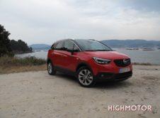 Prueba Opel Crossland X10