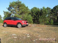 Prueba Opel Crossland X11