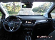 Prueba Opel Crossland X12