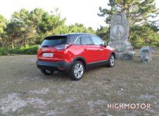 Prueba Opel Crossland X14