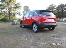 Prueba Opel Crossland X18