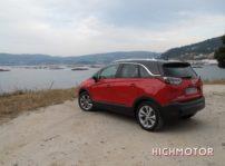 Prueba Opel Crossland X2