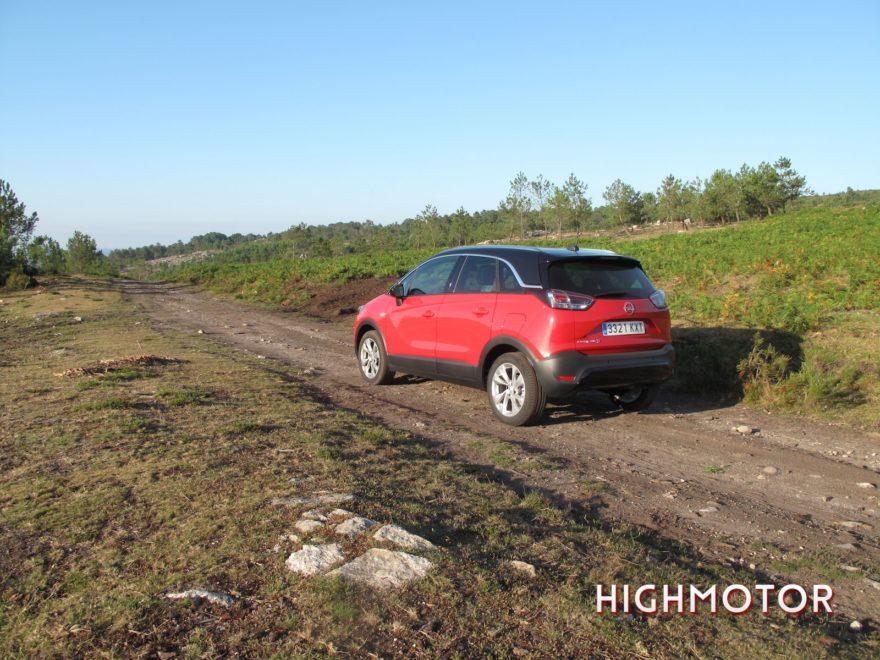 Prueba Opel Crossland X20