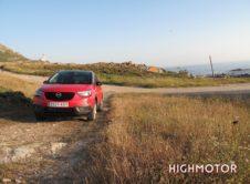 Prueba Opel Crossland X22