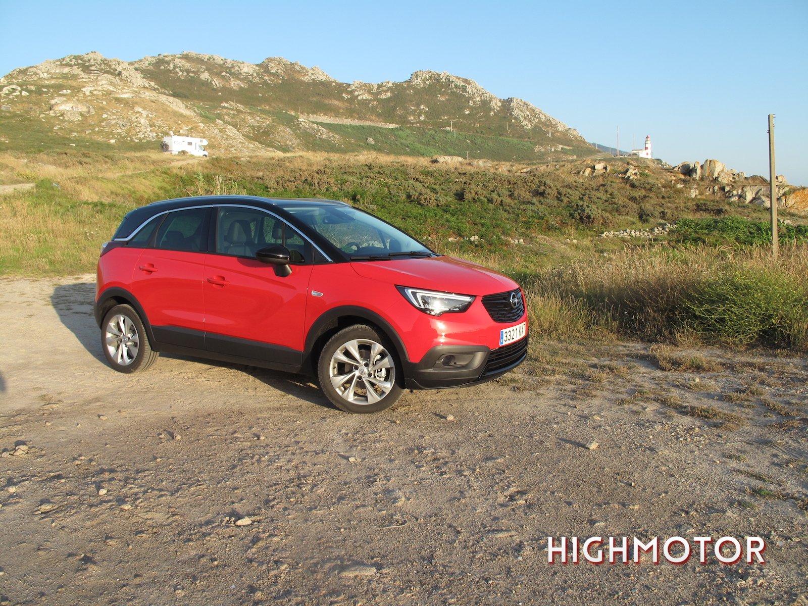 Prueba Opel Crossland X23