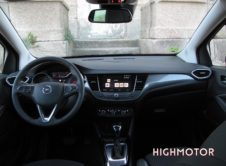 Prueba Opel Crossland X25