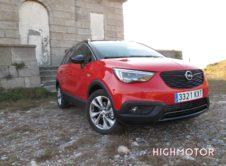 Prueba Opel Crossland X26