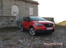 Prueba Opel Crossland X27