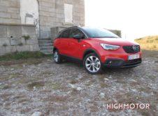 Prueba Opel Crossland X29
