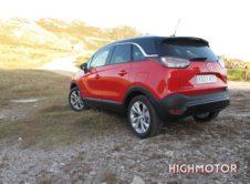 Prueba Opel Crossland X32