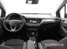 Prueba Opel Crossland X7
