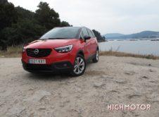 Prueba Opel Crossland X8