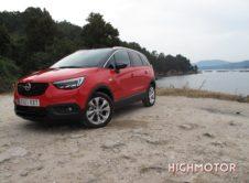 Prueba Opel Crossland X9