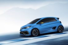 Vuelve el Renault Zoe e-Sport y lo hace con potencia y un rendimiento sobresaliente