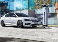 Skoda Citigo iV y Skoda Superb iV PHEV, los dos electrificados de la marca en Frankfurt