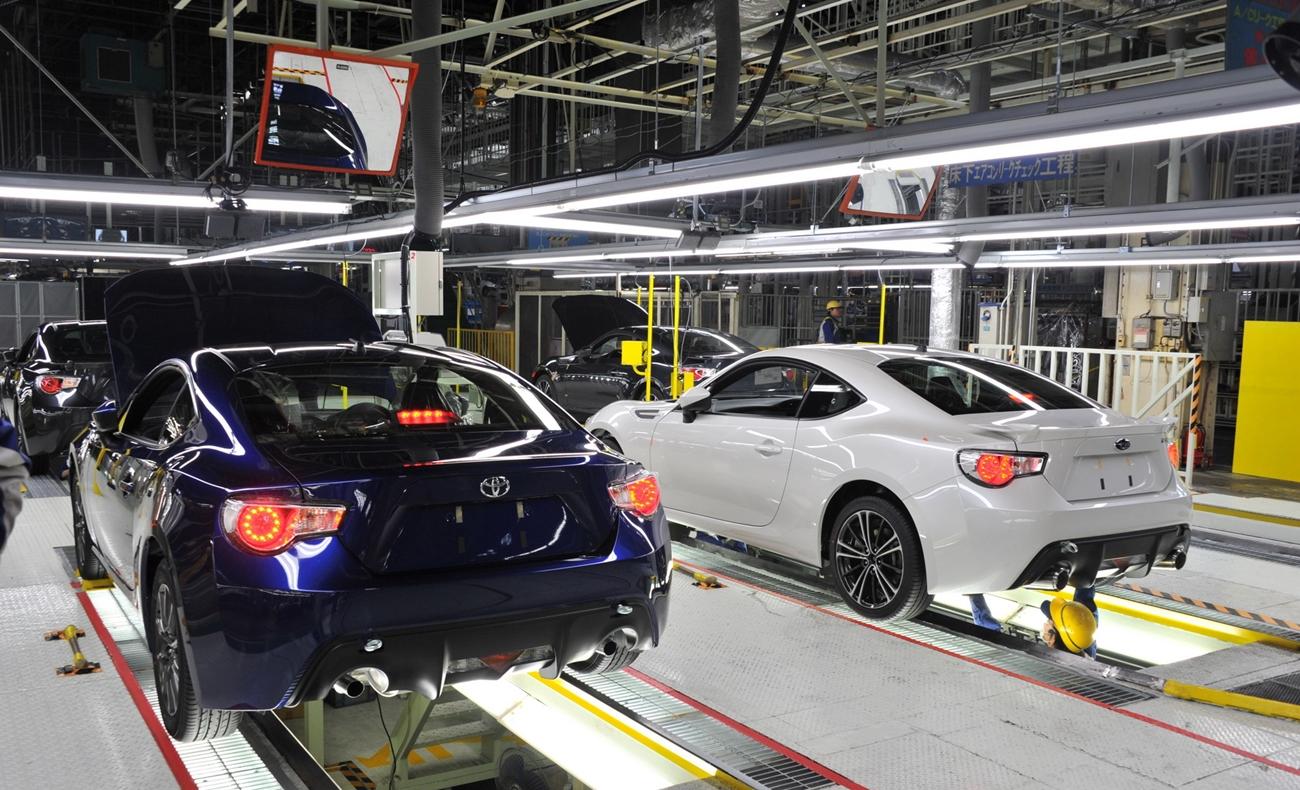 Subaru Brz And Toyot 7