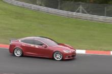 El Tesla Model S enviado a Nürburgring podría haberle arrebatado ya el récord al Porsche Taycan