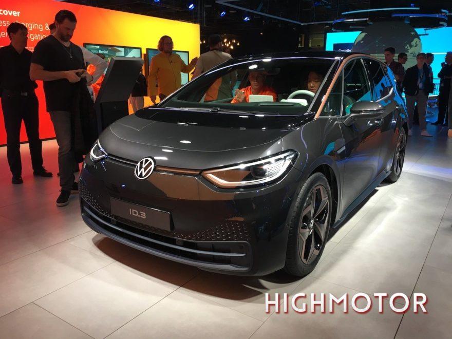 Volkswagen Id 3 Directo4