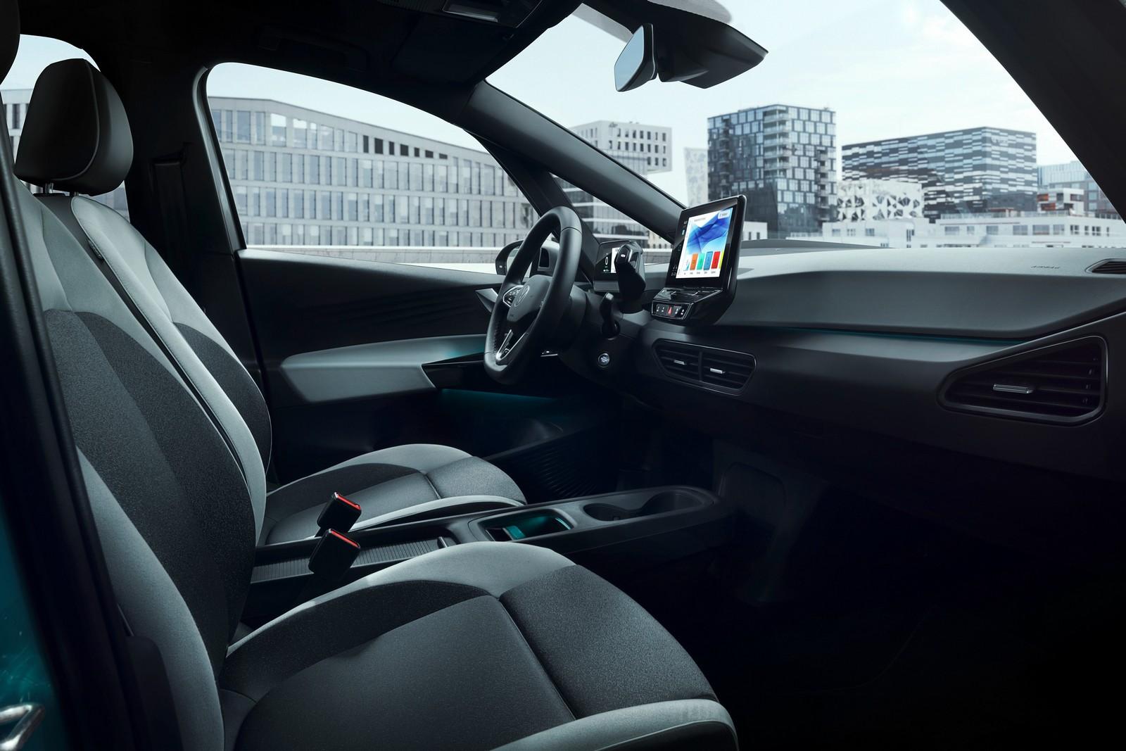 The New Volkswagen Id.3