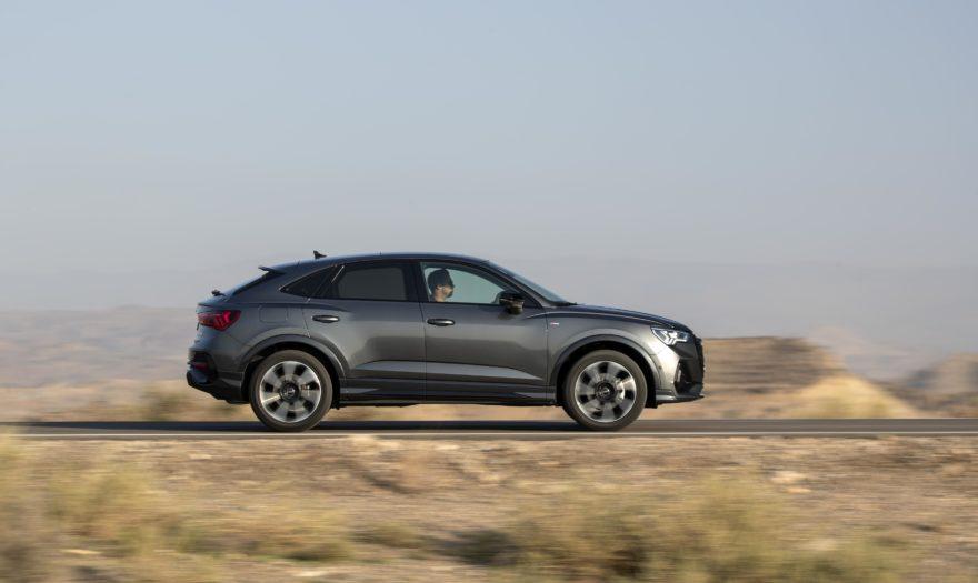Audi Q3 Sportback Dinámicas Low 07