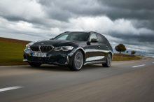 BMW M340i xDrive Touring, la variante familiar más deportiva como antesala al M3
