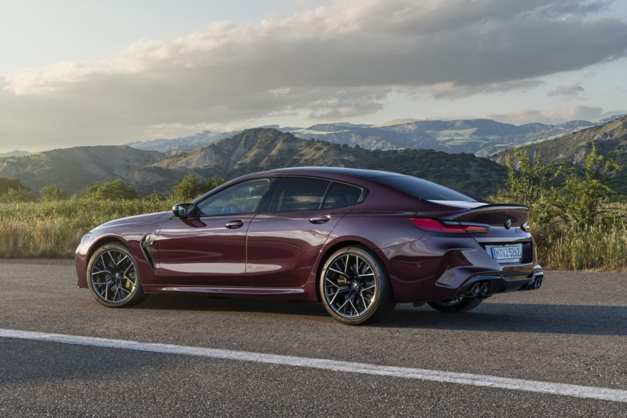 Bmw M8 Gran Coupe (25)