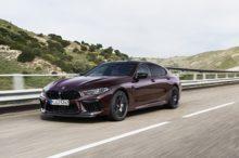 Desvelado el nuevo BMW M8 Gran Coupe y su respectiva versión Competition
