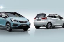El nuevo Honda Jazz se presenta y anuncia la tecnología híbrida e:HEV