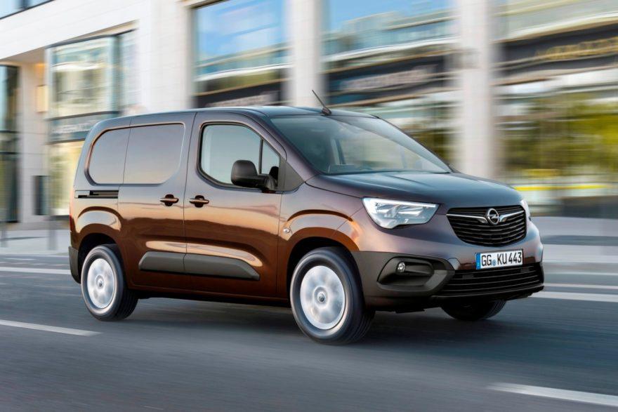 Opel Combo Cargo 1