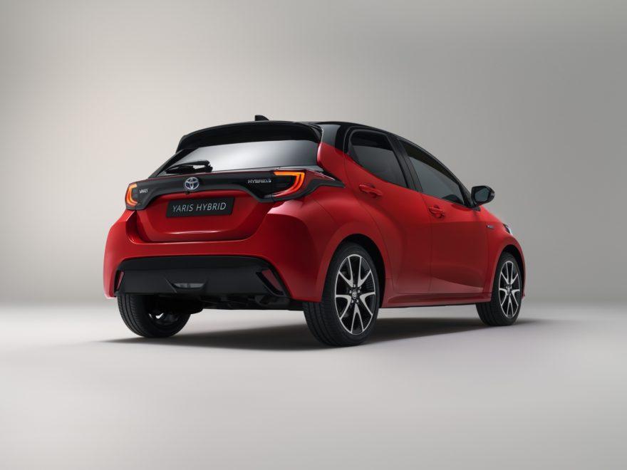 Toyota Yaris 2020 (12)