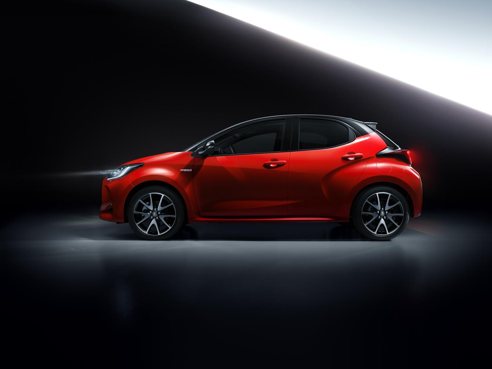 Toyota Yaris 2020 (20)