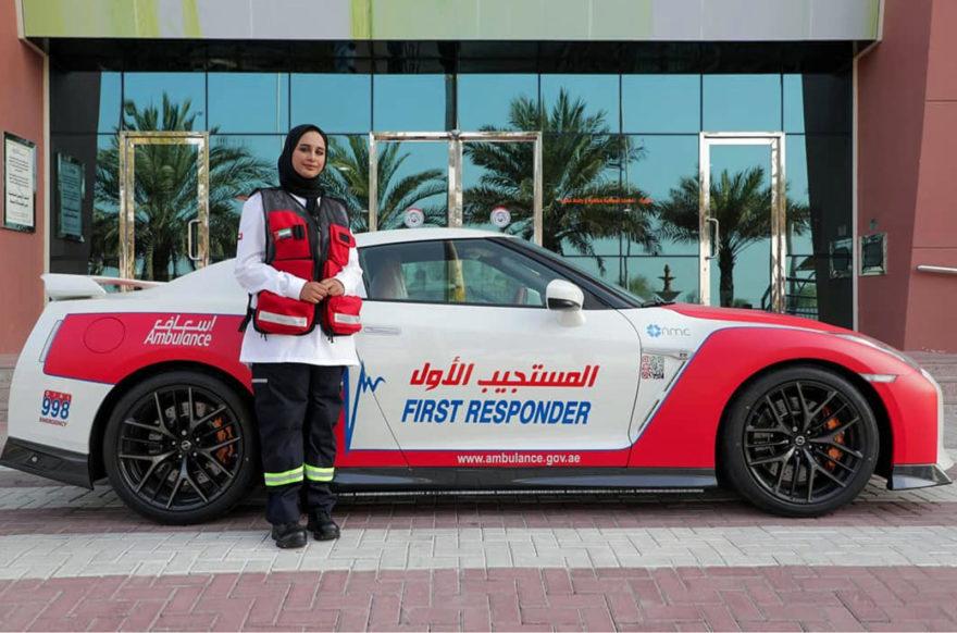 Ambulancia Dubai Corvette Gt 1