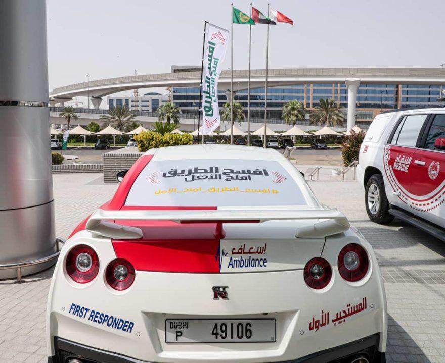 Ambulancia Dubai Corvette Gt 3