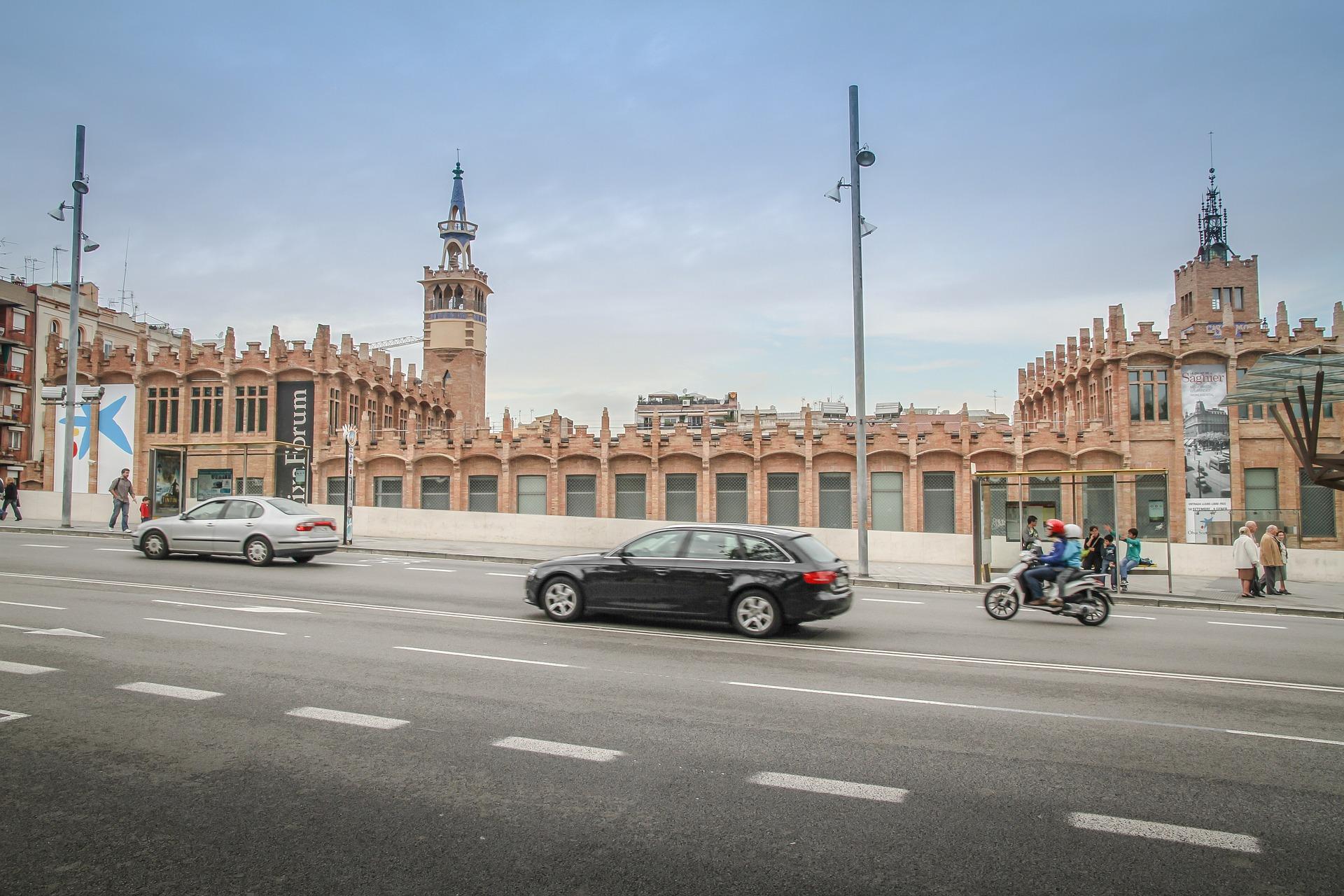 Aparcamiento Barcelona