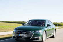 Audi A8 L TFSIe, el híbrido enchufable que queremos conducir