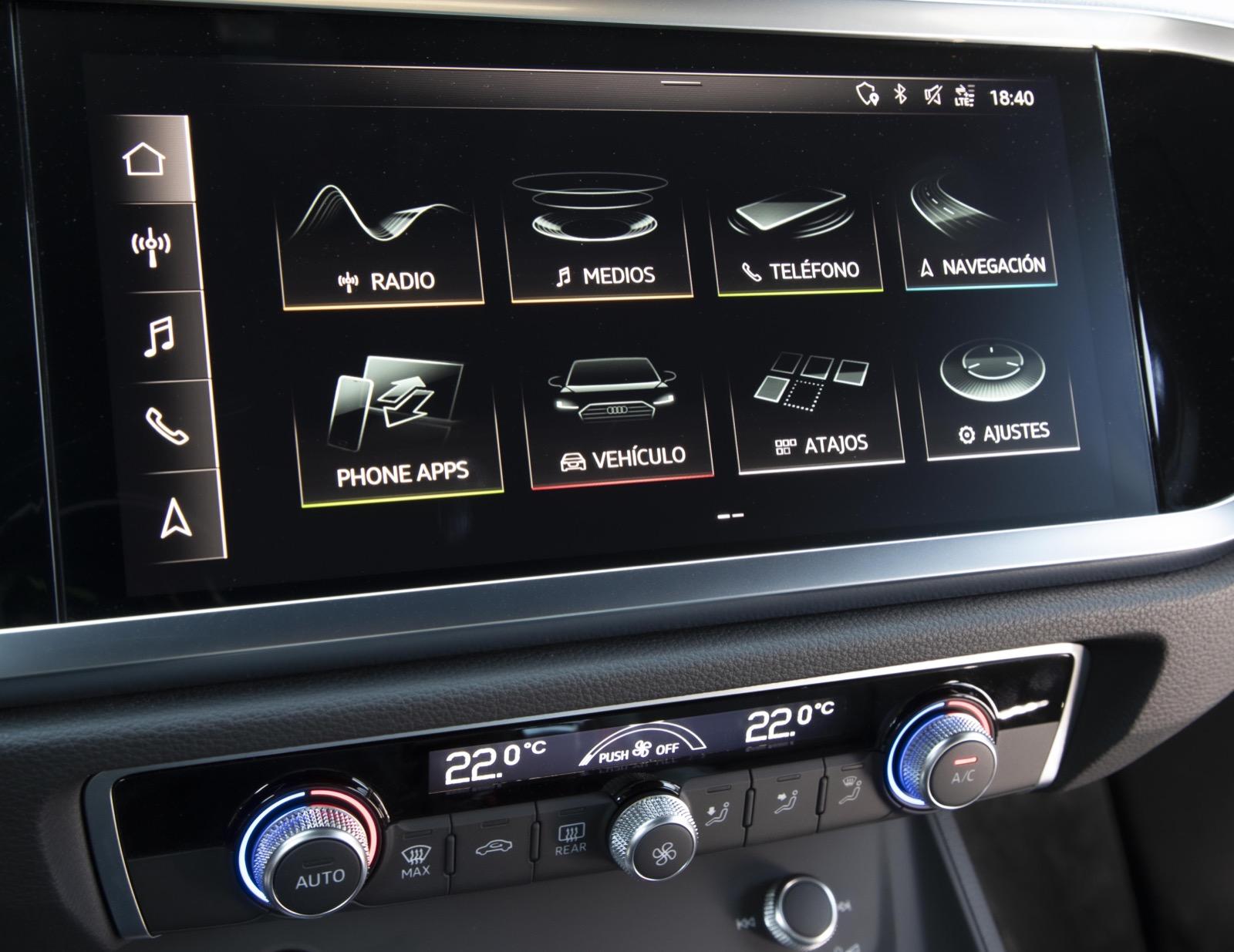 Audi Q3 Sportback Detalles 14