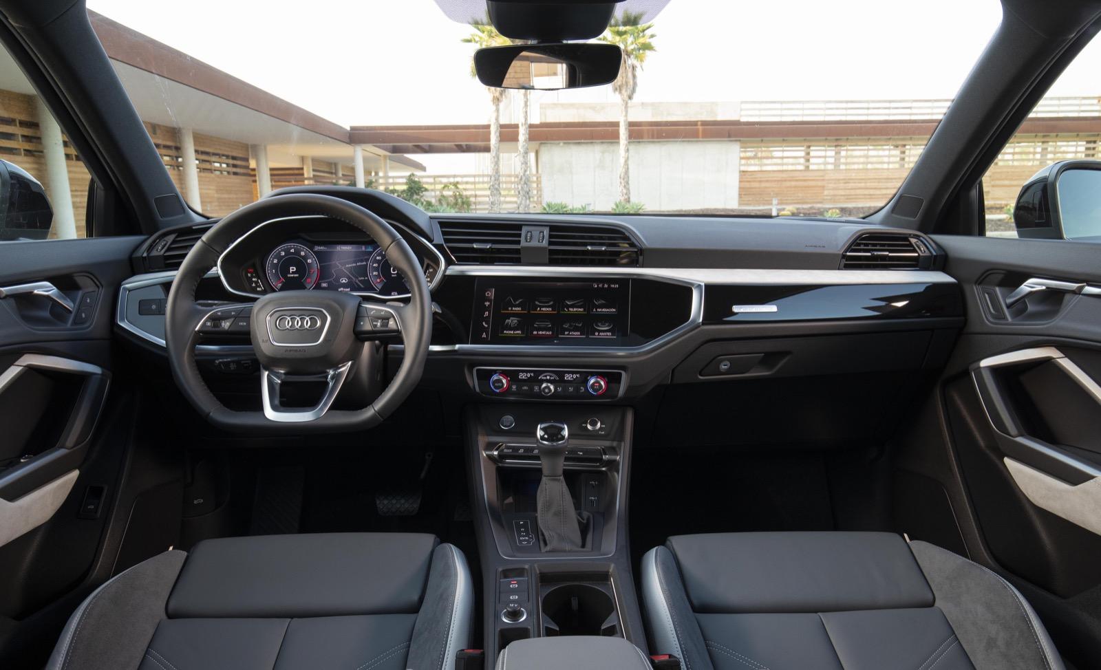 Audi Q3 Sportback Detalles 17