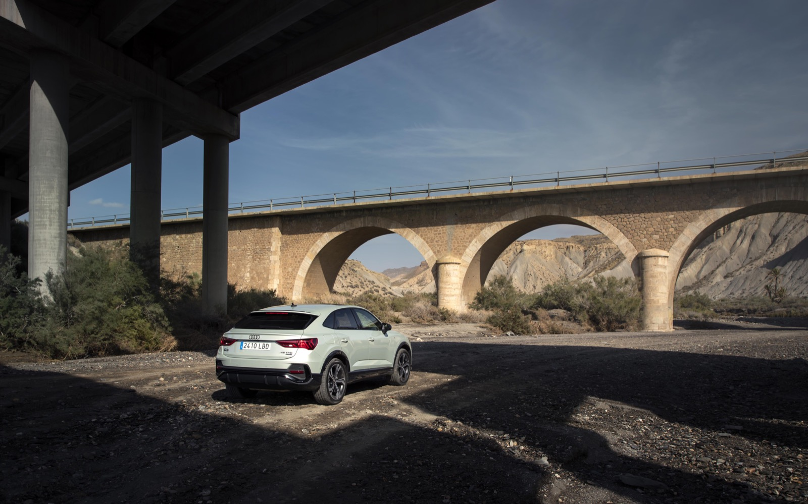 Audi Q3 Sportback Estaticas 9