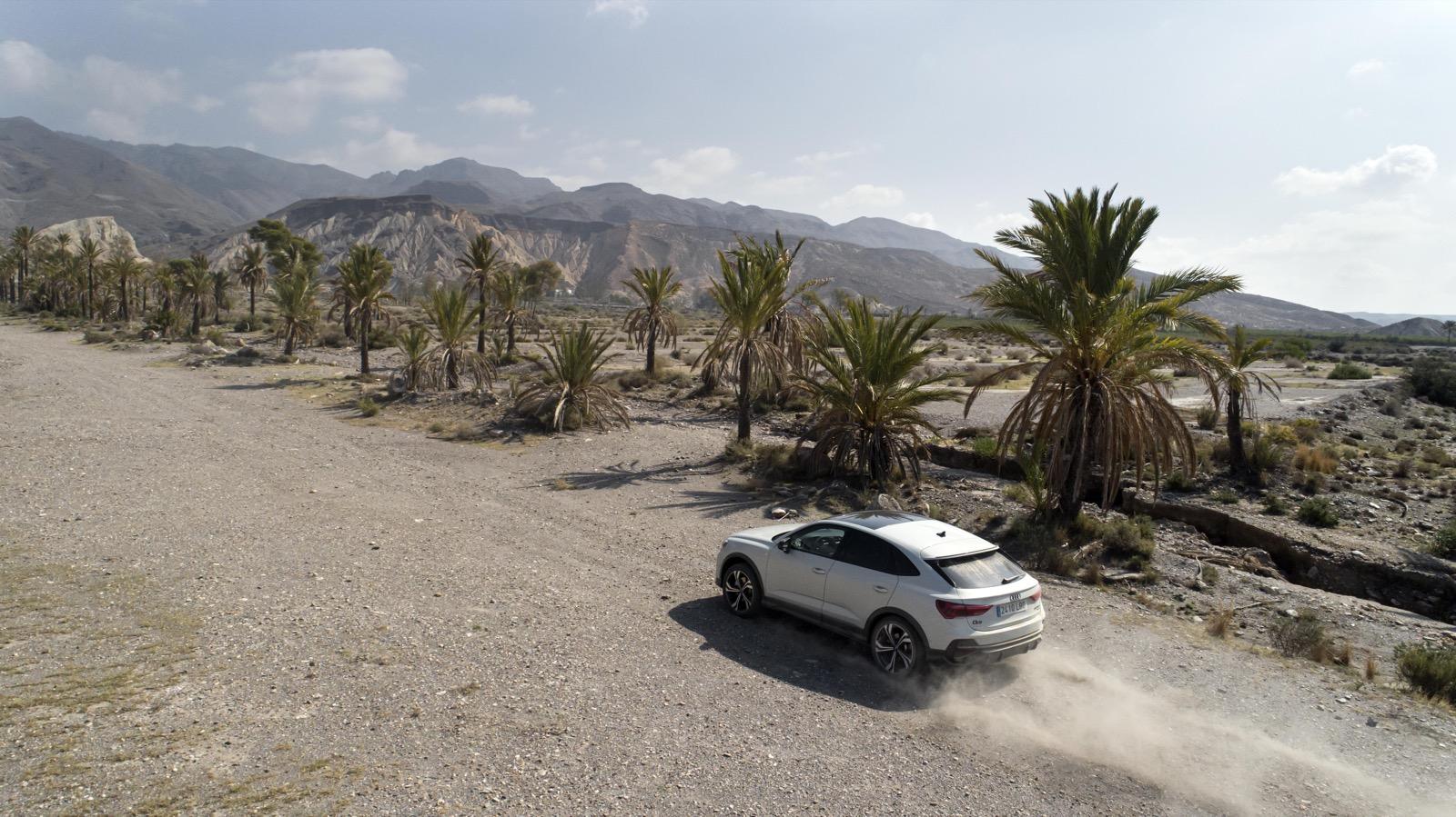 Audi Q3 Sportback Movimiento 20