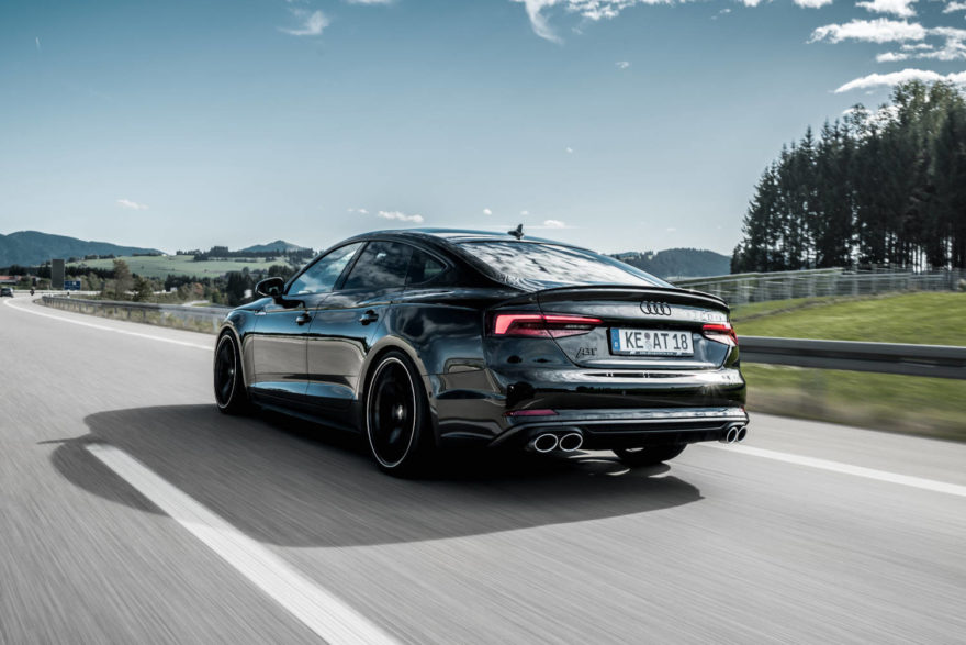 Audi S5 Sportback Tdi Abt 4
