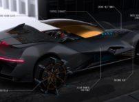 Batmobil Concepto Bat80 Camal Studio (2)