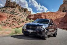 El BMW X6 M y el BMW X6 M Competition llegan con hambre de circuito