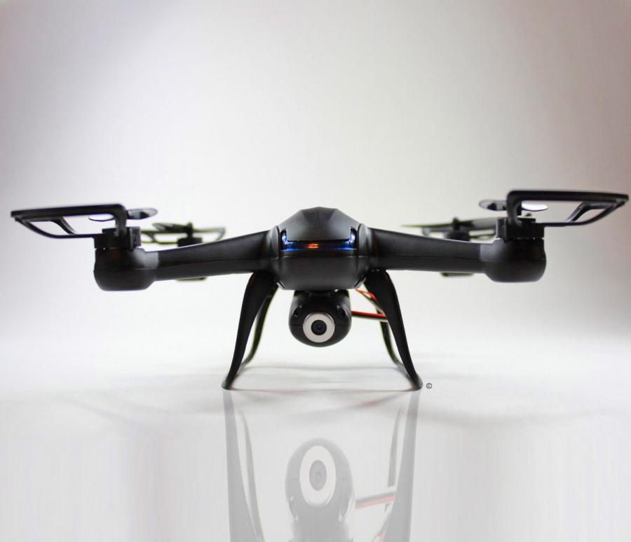 Dron Ford Patenta Aliado Carretera 3