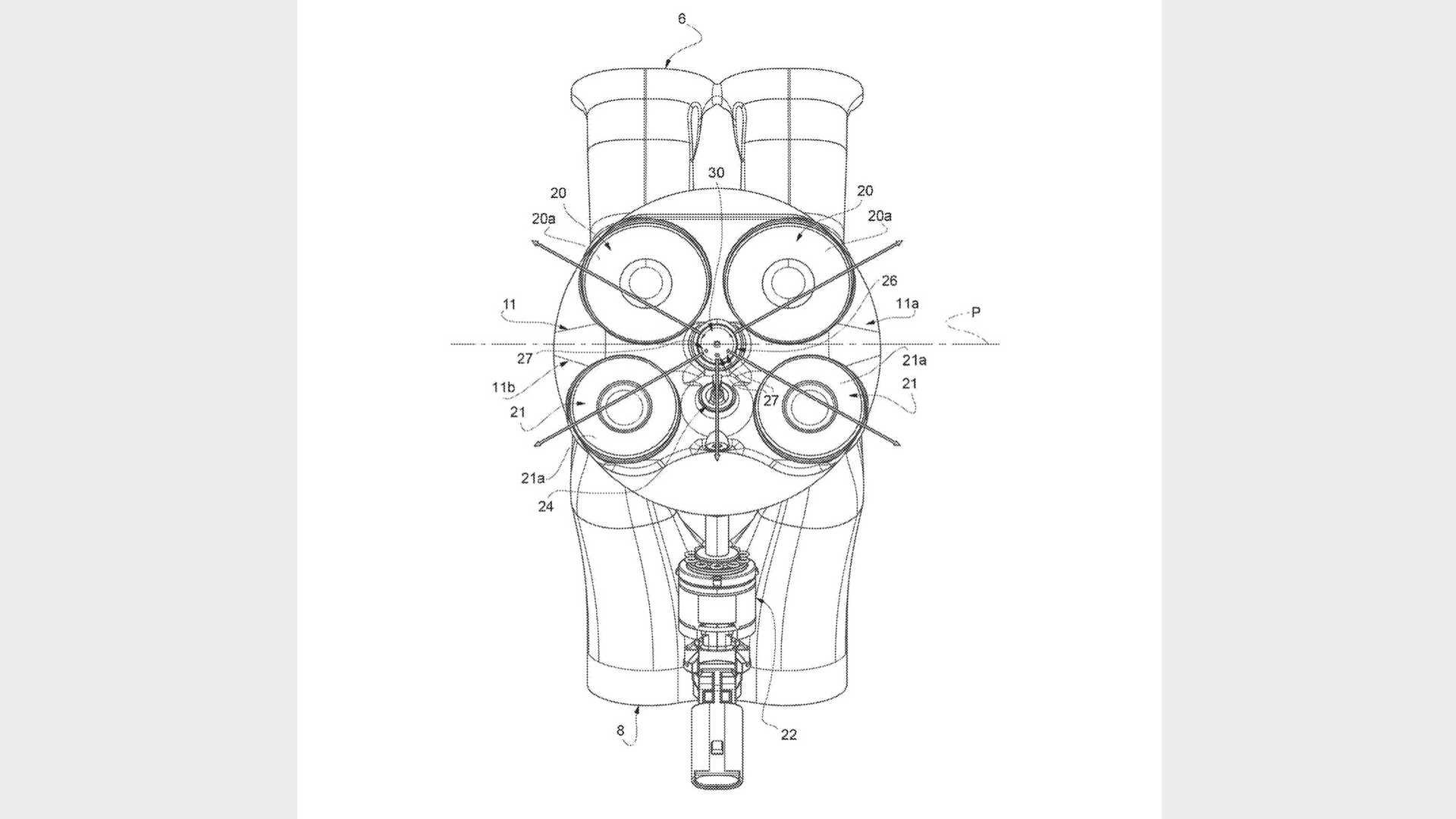 Ferrari V12 Patent 6