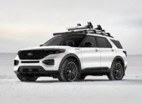 Ford Explorer Escape Expedition Sema 3