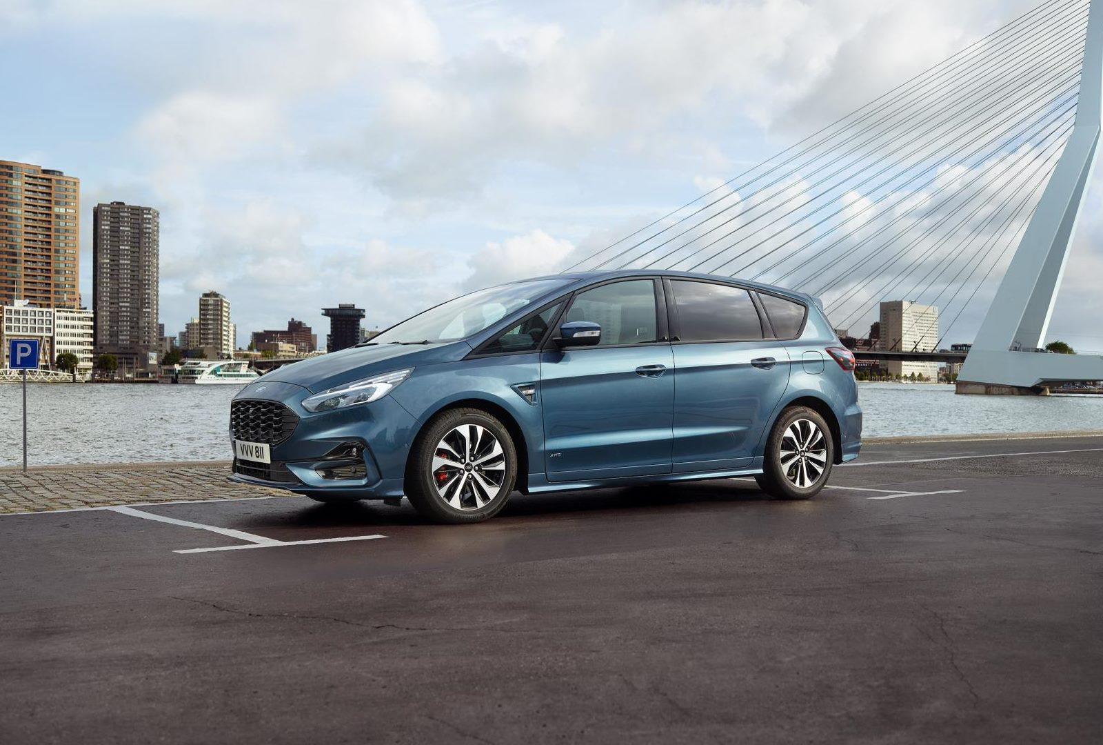 Ford S Max 2020 (5)